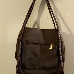 Naturalizer Handbag Brown Clean Good Condition